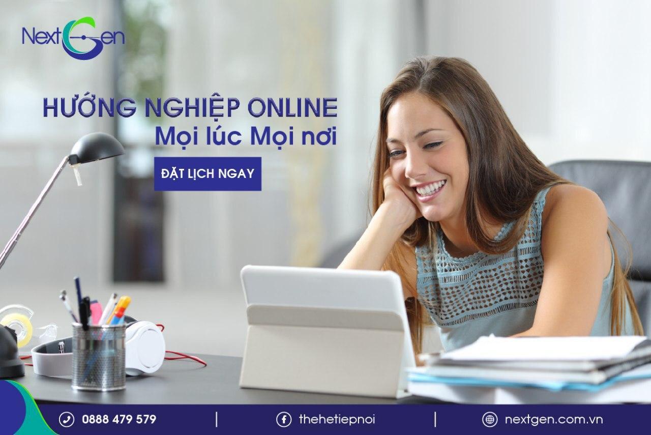 hướng nghiệp online miễn phí