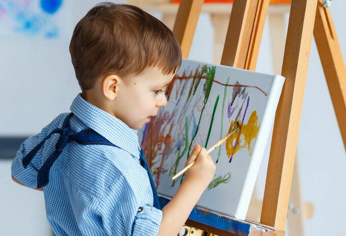 Dấu hiệu nhận biết trẻ tư duy não phải