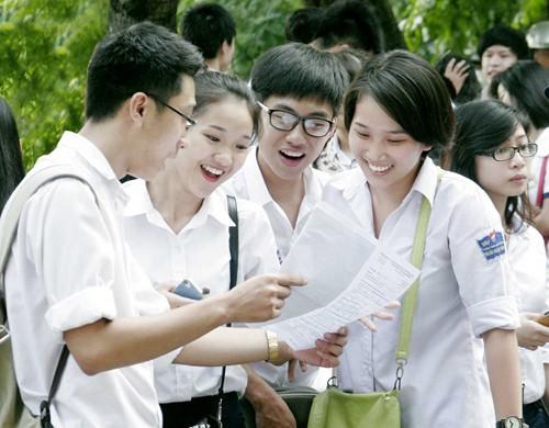 đăng ký thi tốt nghiệp THPT
