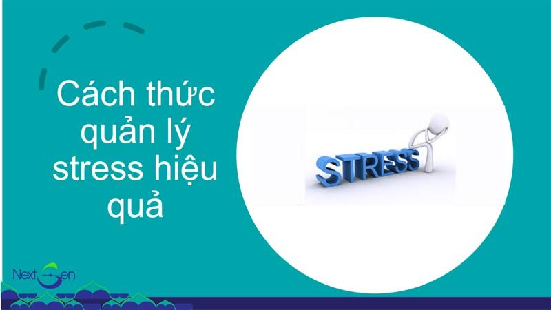 6 cách thức quản lý stress hiệu quả nên đọc